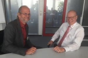 Digital herausgefordert - Gemü-Chef Stephan Müller im Interview.