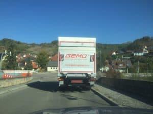 Lächeln im Logo: die Gemü-Zentrale in Ingelfingen-Criesbach. (Foto: Mattias Stolla