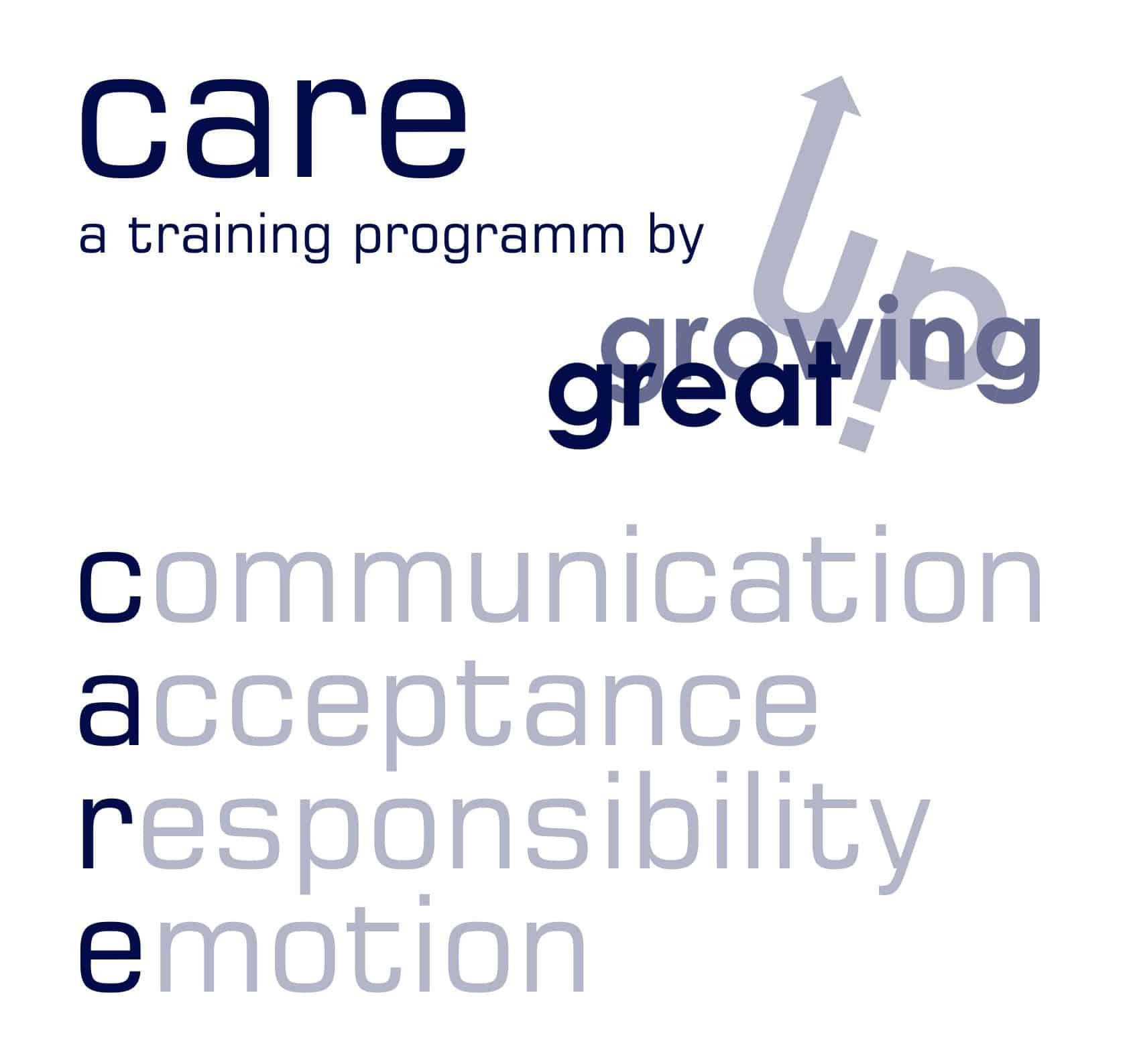 CARE - das Training für Beziehungskompetenz im Business.